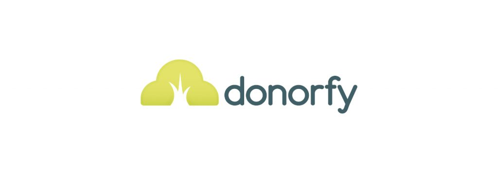 Donorfy logo